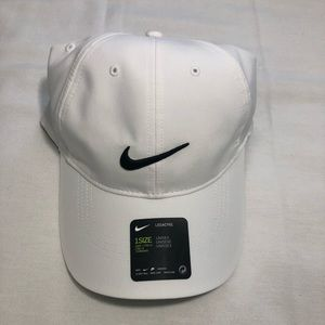 NWT Nike Dri-Fit Legacy Hat White